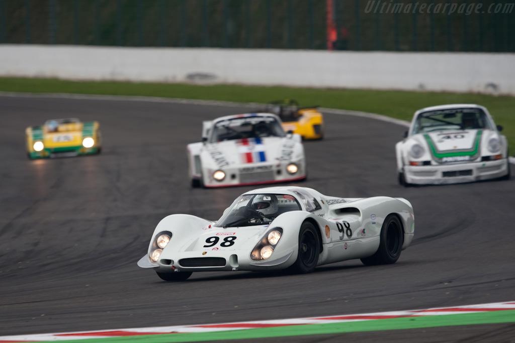 Porsche 908 - Chassis: 908-005   - 2009 Le Mans Series Spa 1000 km