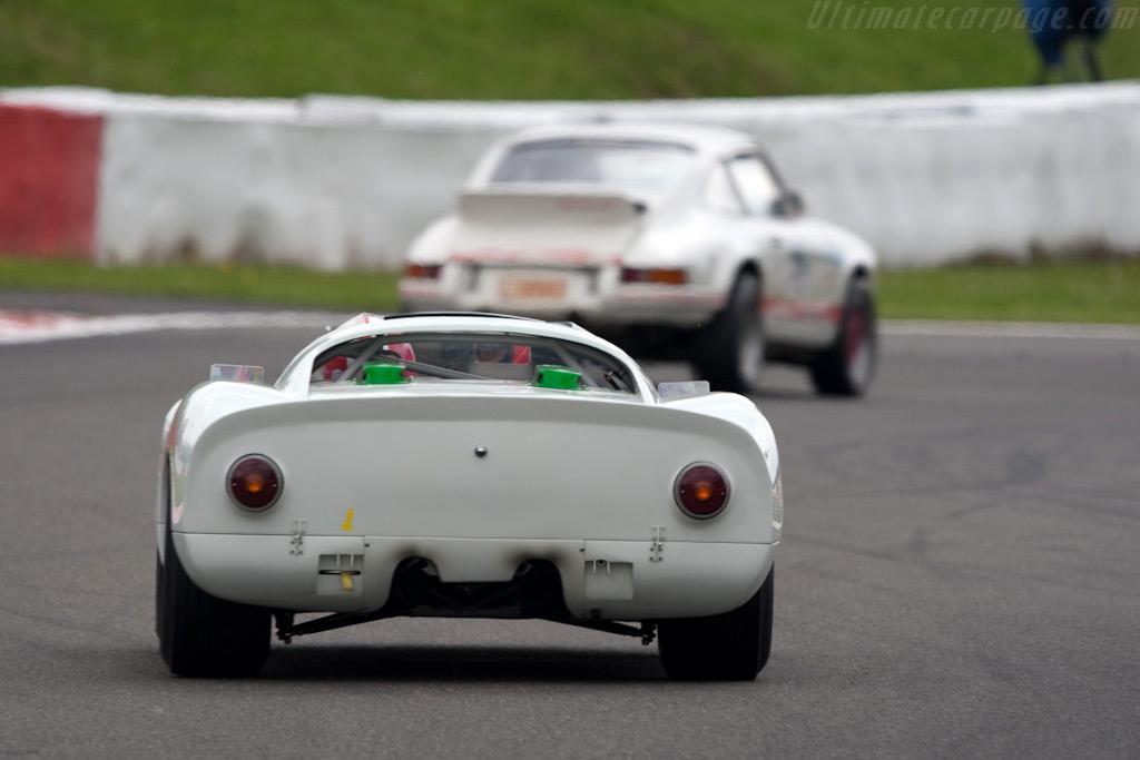 Porsche 910    - 2009 Le Mans Series Spa 1000 km