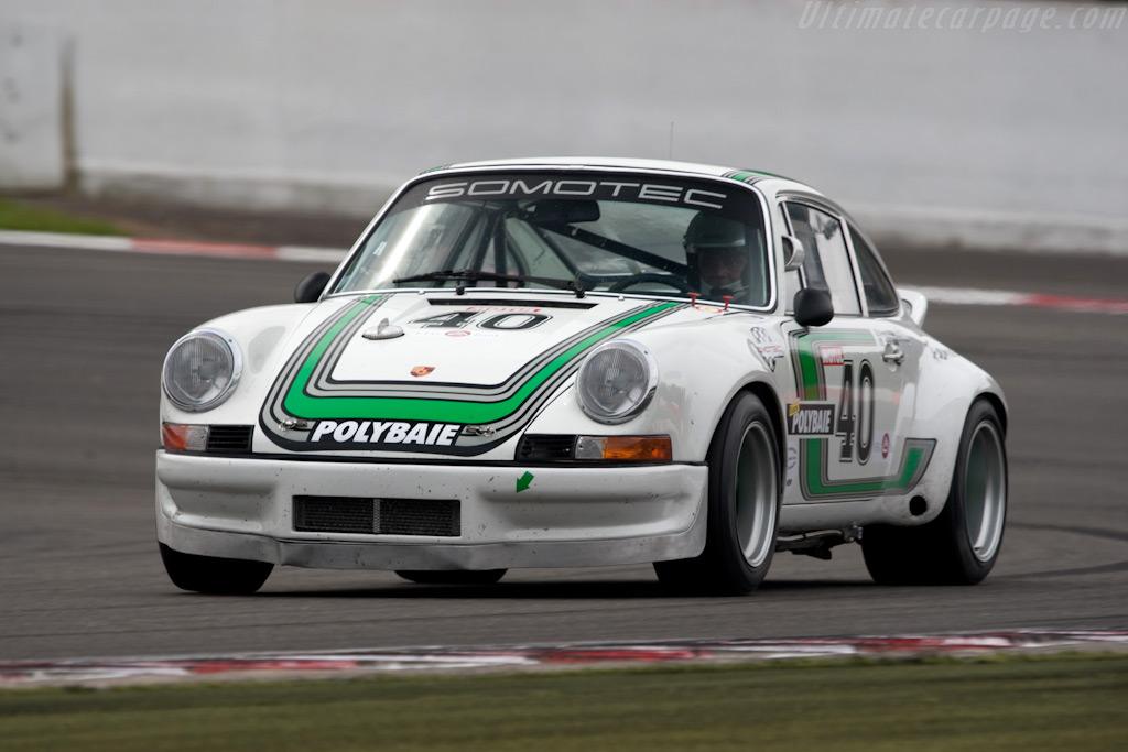 Porsche 911 RSR 2.8    - 2009 Le Mans Series Spa 1000 km