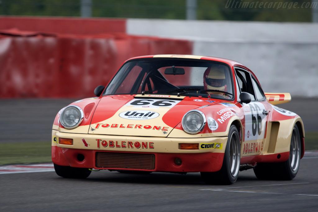 Porsche 911 RSR 3.0 - Chassis: 911 460 9058   - 2009 Le Mans Series Spa 1000 km