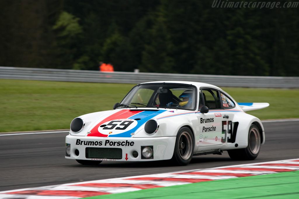 Porsche 911 RSR 3.0 - Chassis: 911 460 9054   - 2009 Le Mans Series Spa 1000 km