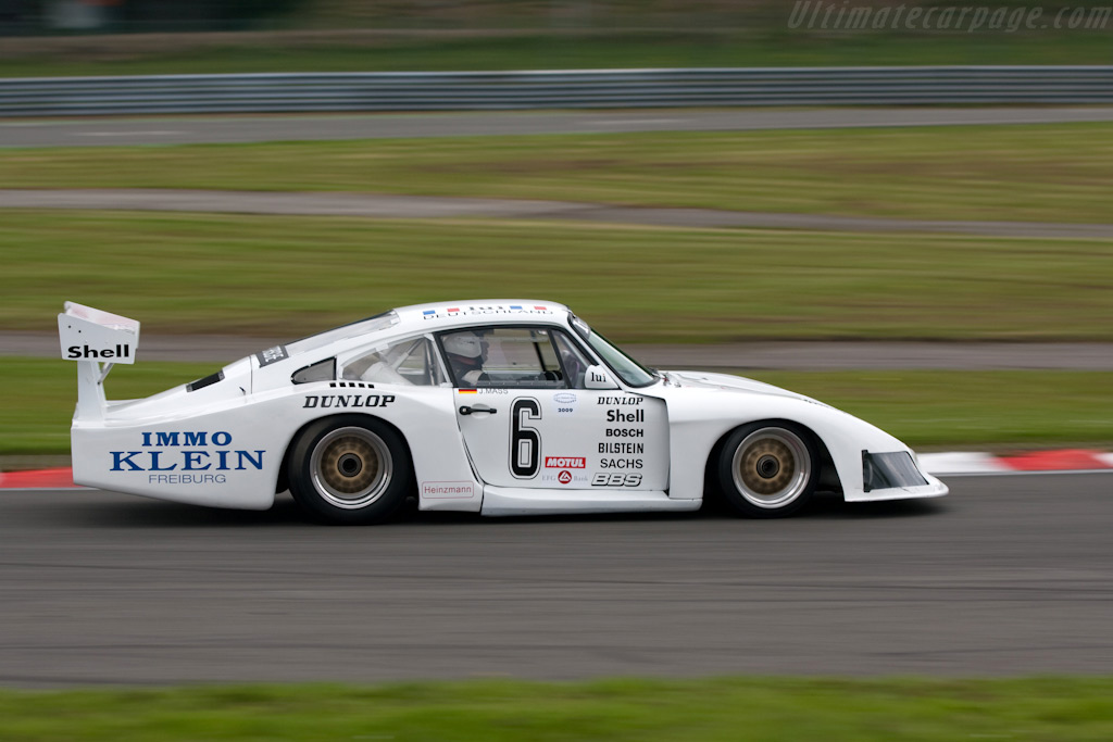 Porsche 935 'Moby Dick' - Chassis: JR-001   - 2009 Le Mans Series Spa 1000 km