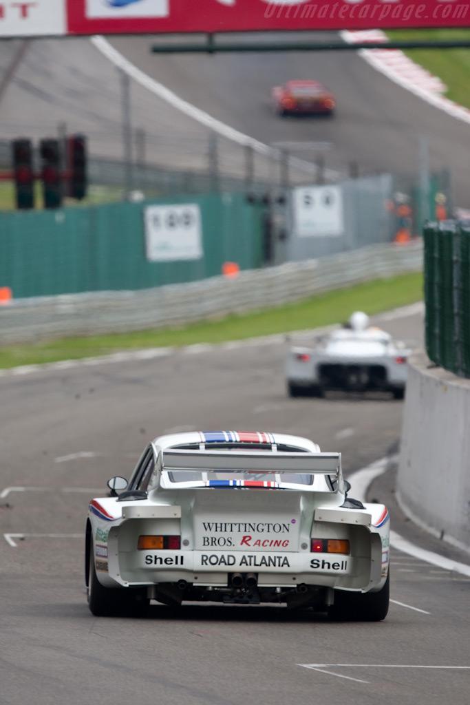 Porsche 935 - Chassis: 930 890 0016   - 2009 Le Mans Series Spa 1000 km