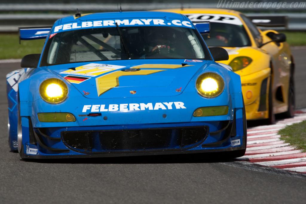 Porsche 997 GT3 RSR - Chassis: WP0ZZZ99Z9S799911   - 2009 Le Mans Series Spa 1000 km