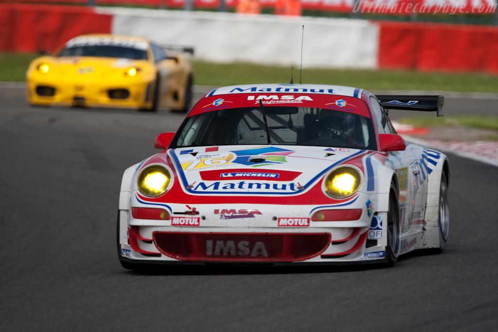 Porsche 997 GT3 RSR - Chassis: WP0ZZZ99Z9S799915   - 2009 Le Mans Series Spa 1000 km