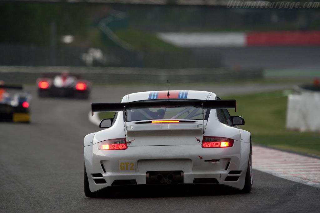Porsche 997 GT3 RSR - Chassis: WP0ZZZ99Z7S799932   - 2009 Le Mans Series Spa 1000 km