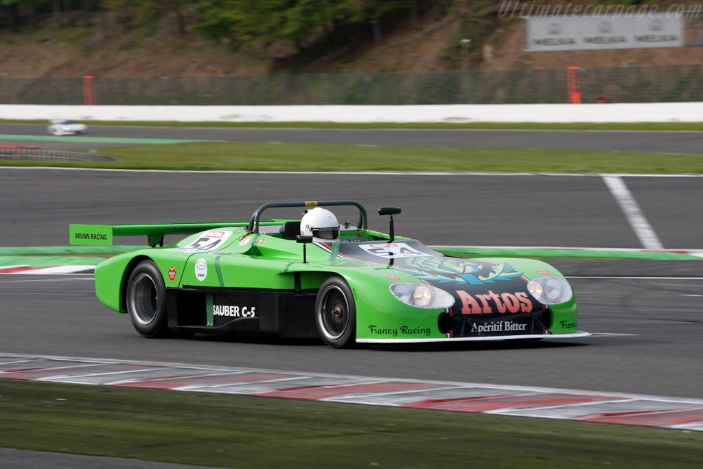 Sauber C5 - Chassis: C05.004   - 2009 Le Mans Series Spa 1000 km