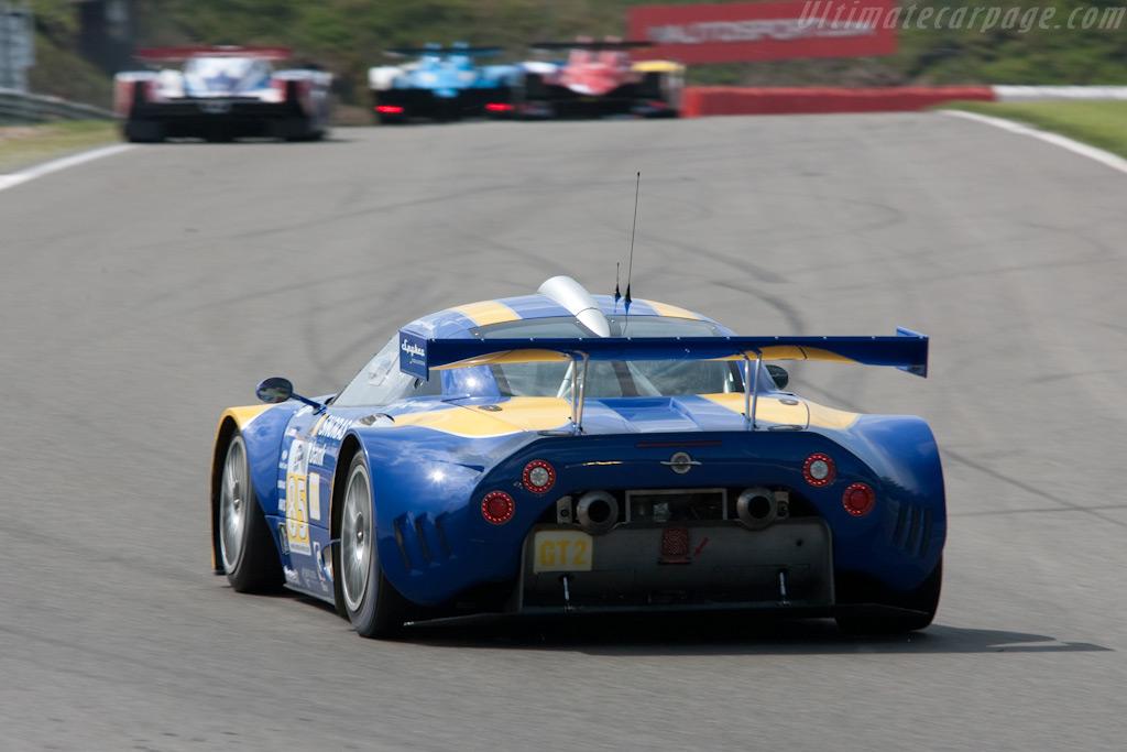 Spyker C8 Laviolette GT2-R - Chassis: XL9AB01G37Z363190   - 2009 Le Mans Series Spa 1000 km
