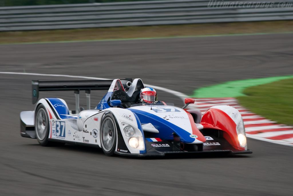 WR LMP 2008 Zytek - Chassis: 2008-001   - 2009 Le Mans Series Spa 1000 km