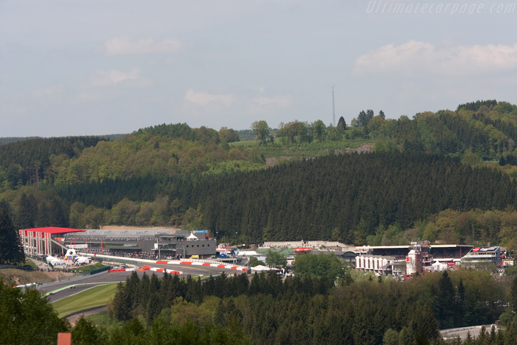 Welcome to Spa Francorchamps - Chassis: 101   - 2009 Le Mans Series Spa 1000 km