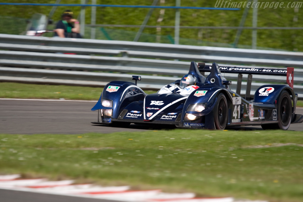 Zytek 07S - Chassis: 07S-03   - 2009 Le Mans Series Spa 1000 km