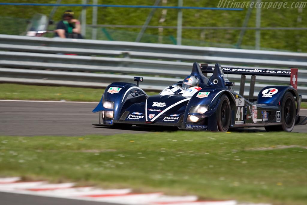 Zytek 07S - Chassis: 07S-03   - 2009 Le Mans Series Spa 1000 km