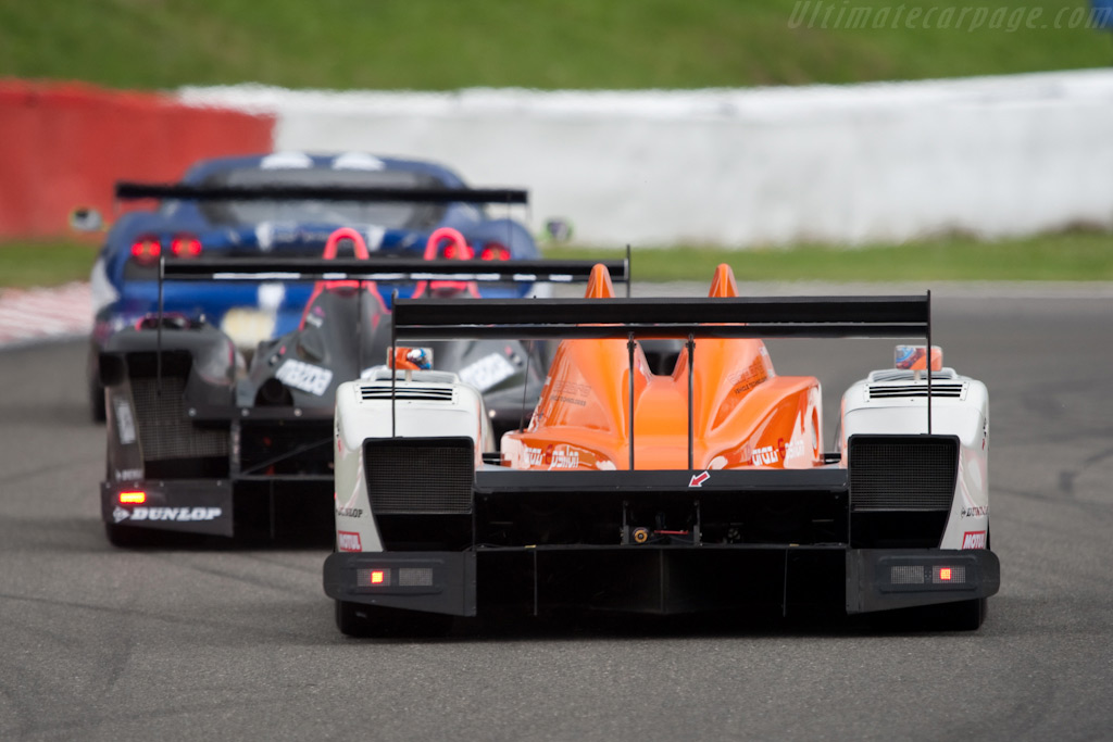 Zytek 07S - Chassis: 07S-01   - 2009 Le Mans Series Spa 1000 km