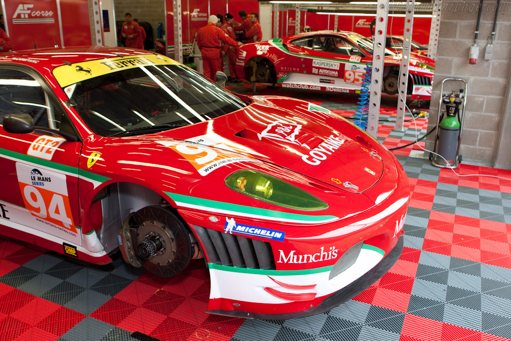 AF Corse - Chassis: 2624   - 2010 Le Mans Series Spa 1000 km