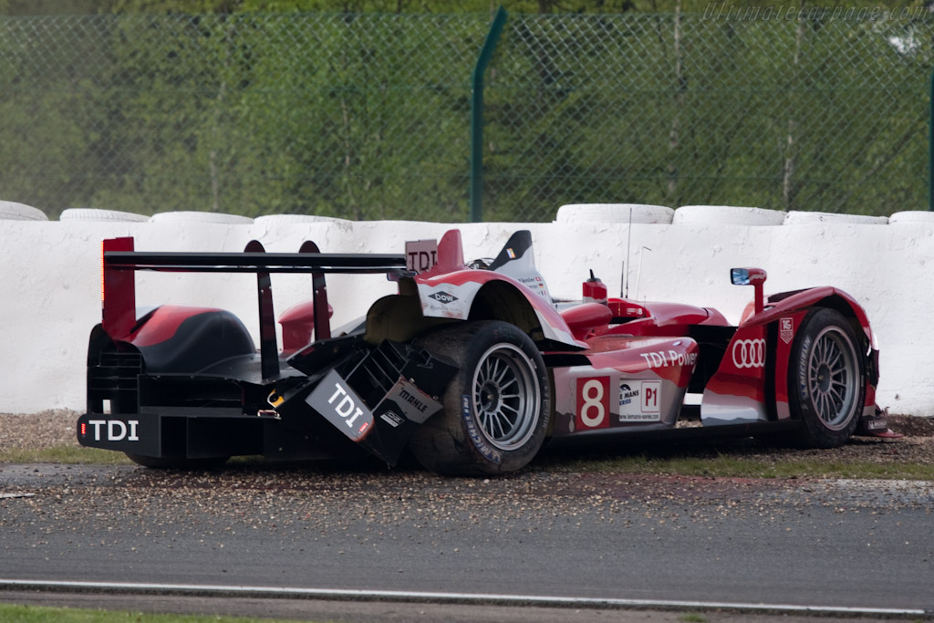 Andre Lotterer - Chassis: 203   - 2010 Le Mans Series Spa 1000 km