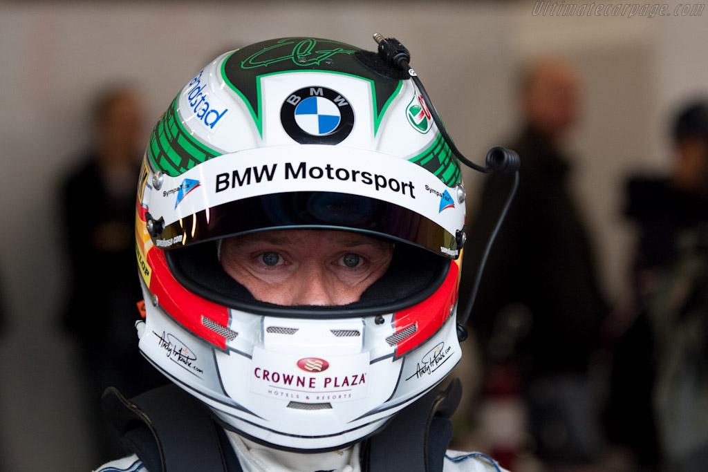Andy Priaulx    - 2010 Le Mans Series Spa 1000 km