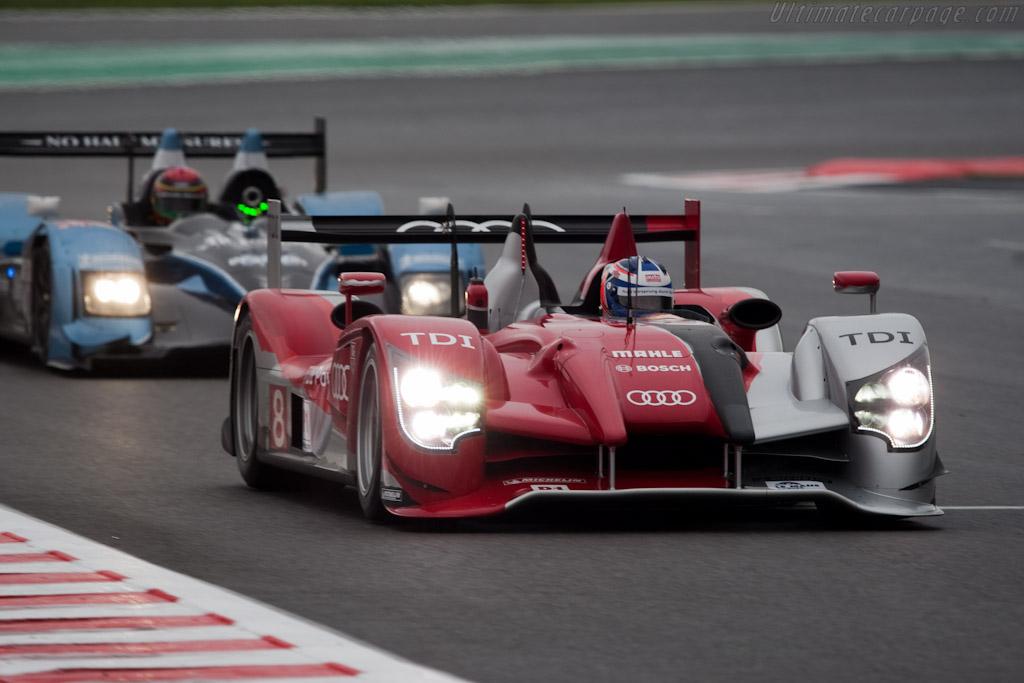 Audi R15 plus - Chassis: 203   - 2010 Le Mans Series Spa 1000 km