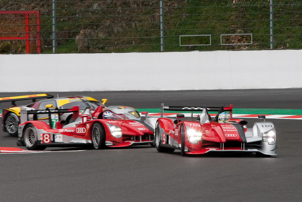 Audi R15 plus - Chassis: 204   - 2010 Le Mans Series Spa 1000 km