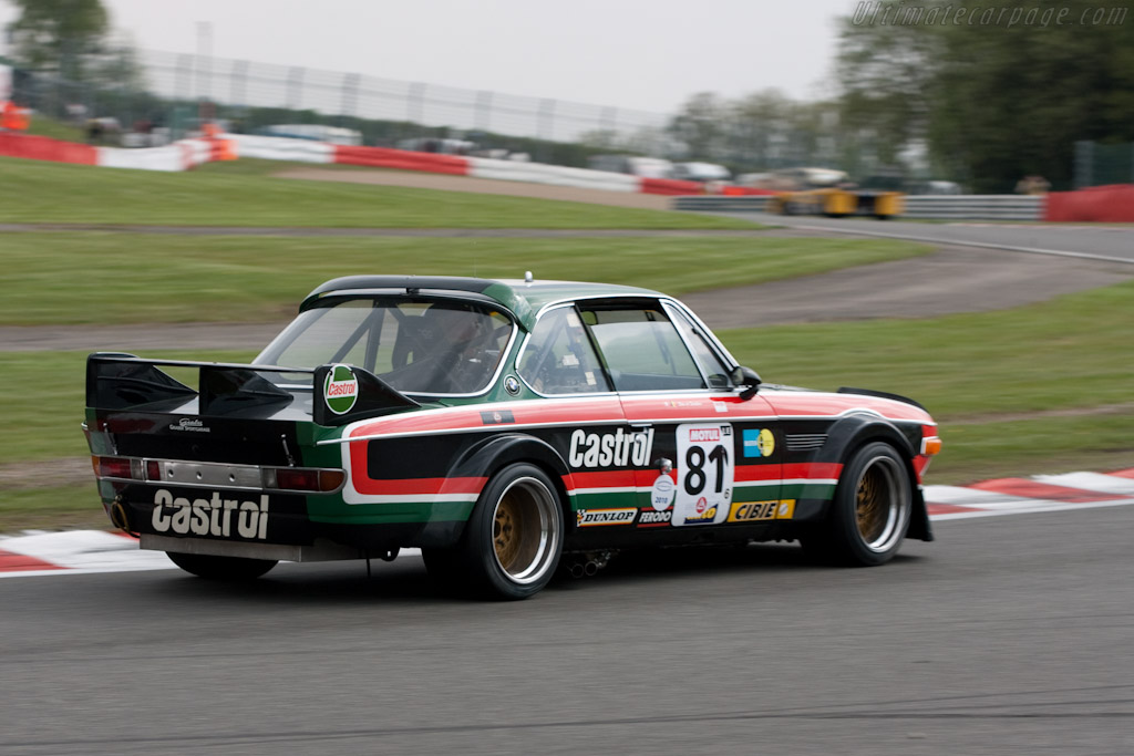 BMW 3.0 CSL - Chassis: 2264107   - 2010 Le Mans Series Spa 1000 km