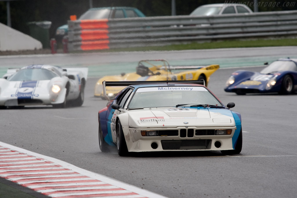 BMW M1 Group 4 - Chassis: 4301016   - 2010 Le Mans Series Spa 1000 km