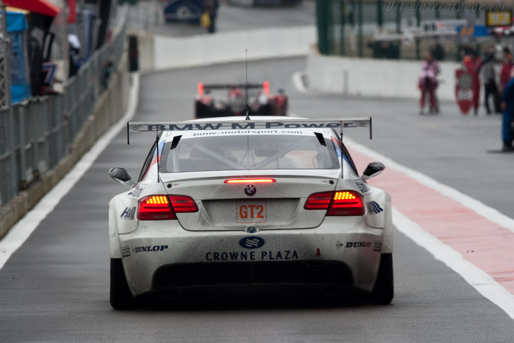 BMW M3 GTR - Chassis: 1001  - 2010 Le Mans Series Spa 1000 km