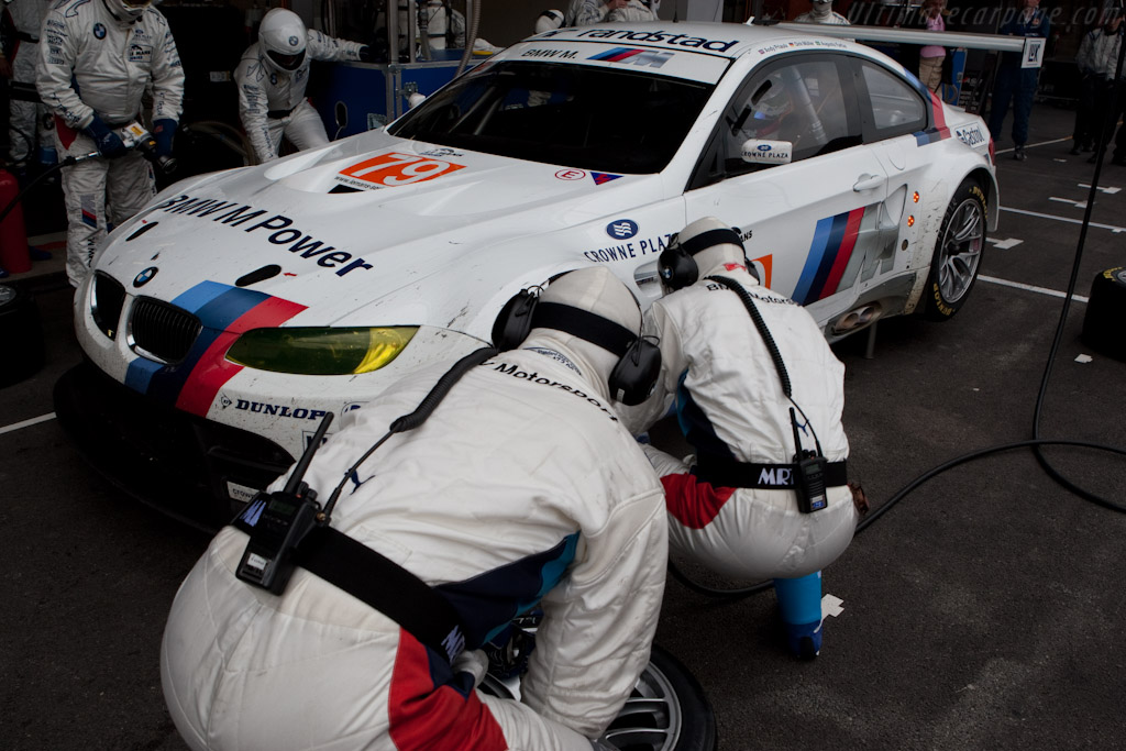 BMW Stop - Chassis: 1002   - 2010 Le Mans Series Spa 1000 km