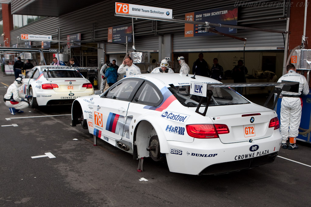 BMW Team Schnitzer - Chassis: 1001   - 2010 Le Mans Series Spa 1000 km