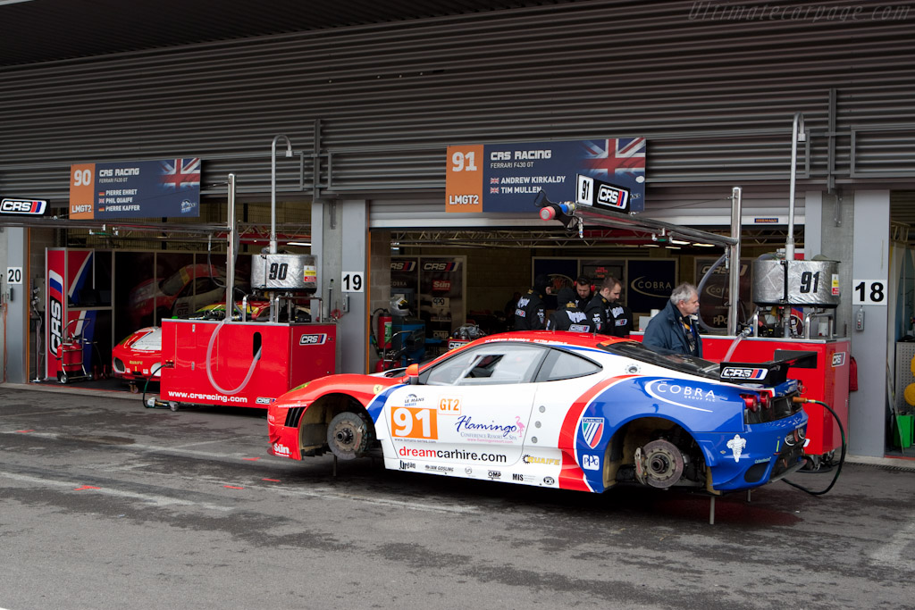 CRS Racing - Chassis: 2618   - 2010 Le Mans Series Spa 1000 km