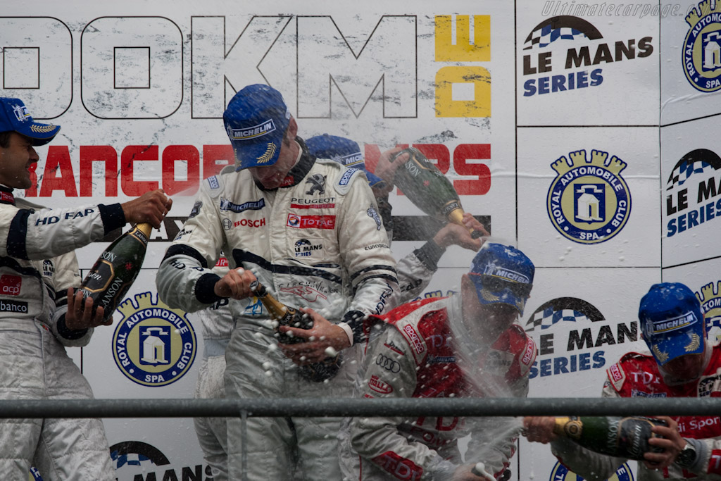 Champagne    - 2010 Le Mans Series Spa 1000 km
