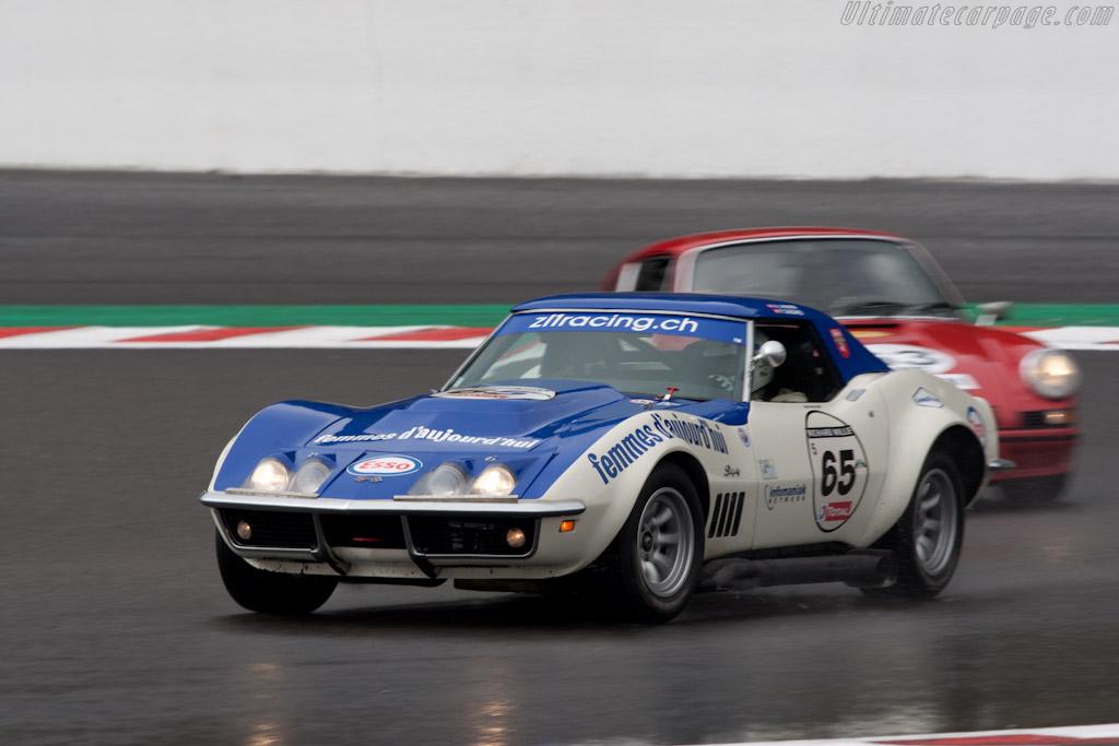Chevrolet Corvette    - 2010 Le Mans Series Spa 1000 km