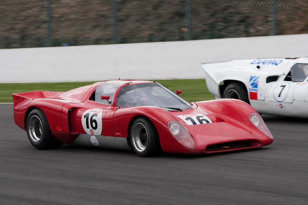 Chevron B16    - 2010 Le Mans Series Spa 1000 km