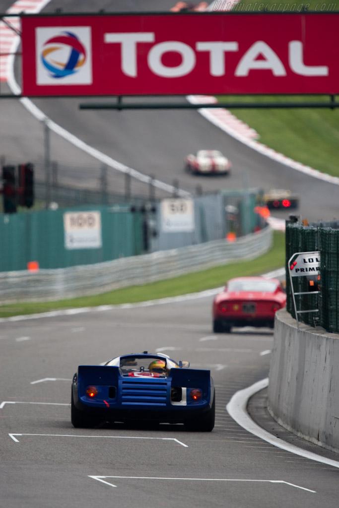 Chevron B16    - 2010 Le Mans Series Spa 1000 km