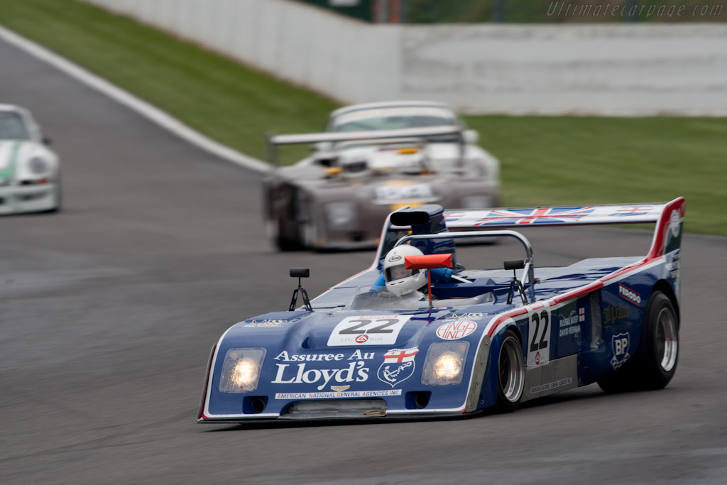 Chevron B31 - Chassis: B31-75-04   - 2010 Le Mans Series Spa 1000 km