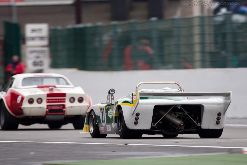Chevron B36 - Chassis: 36-76-03   - 2010 Le Mans Series Spa 1000 km