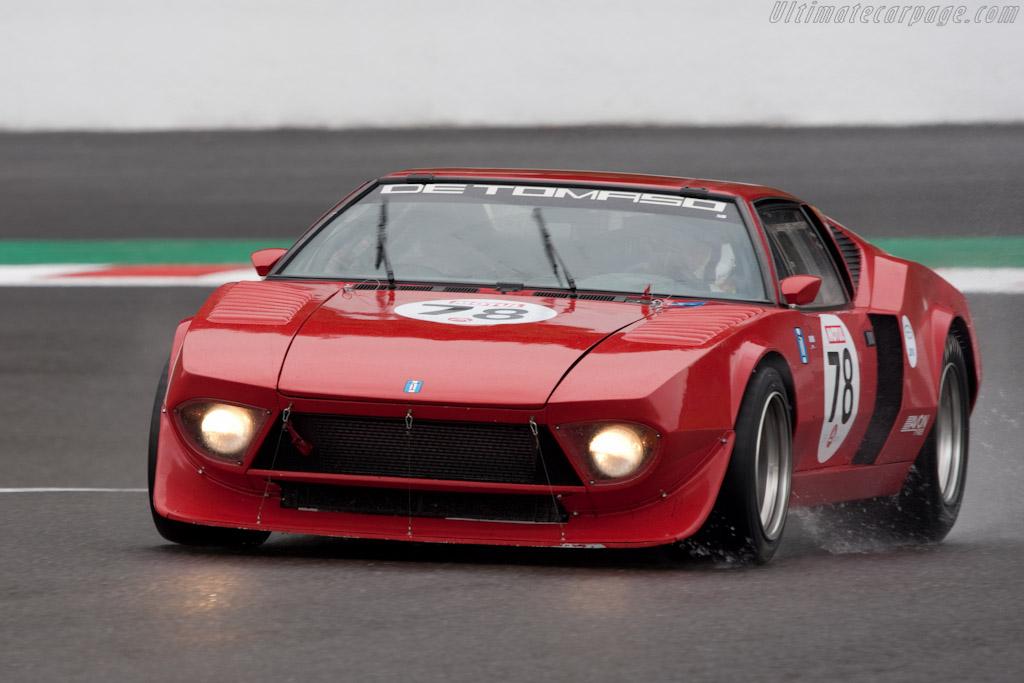 DeTomaso Pantera - Chassis: 05940   - 2010 Le Mans Series Spa 1000 km
