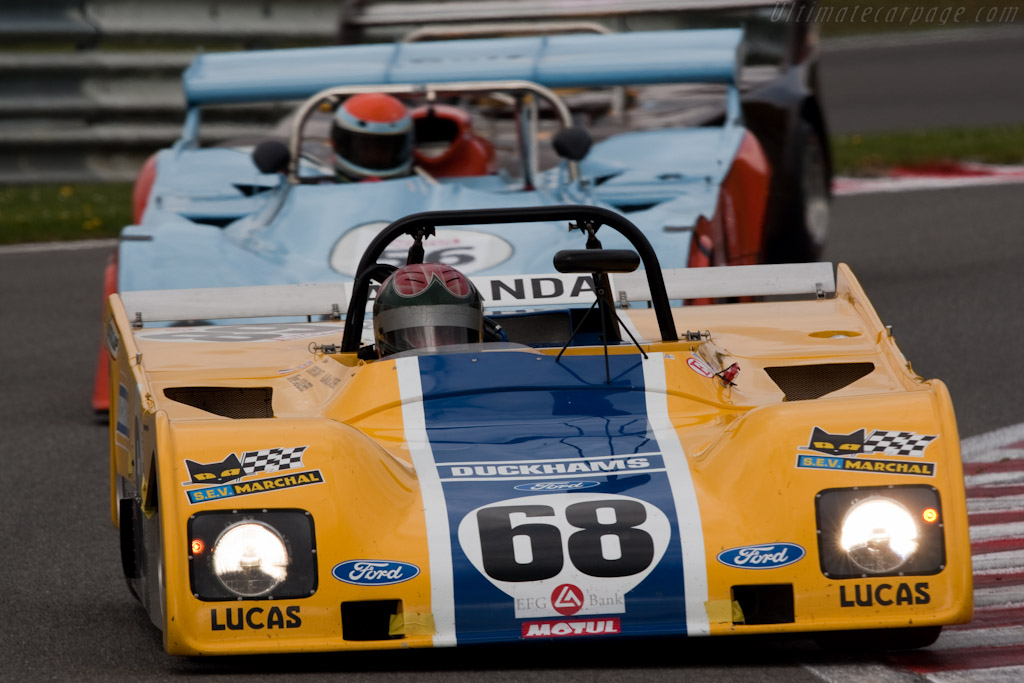Duckhams LM - Chassis: LM-1   - 2010 Le Mans Series Spa 1000 km