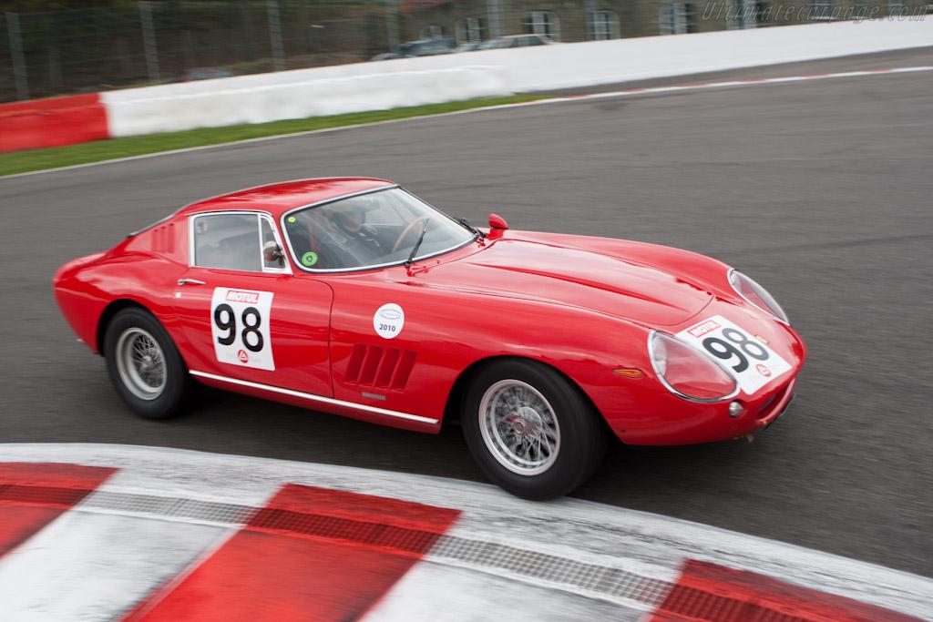 Ferrari 275 GTB/4 - Chassis: 09247 - Driver: Jan Gijzen  - 2010 Le Mans Series Spa 1000 km