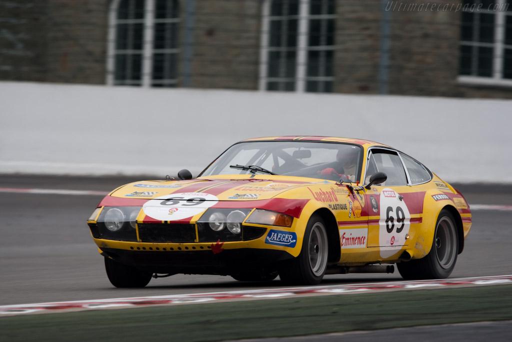 Ferrari 365 GTB/4 Competizione - Chassis: 16717   - 2010 Le Mans Series Spa 1000 km