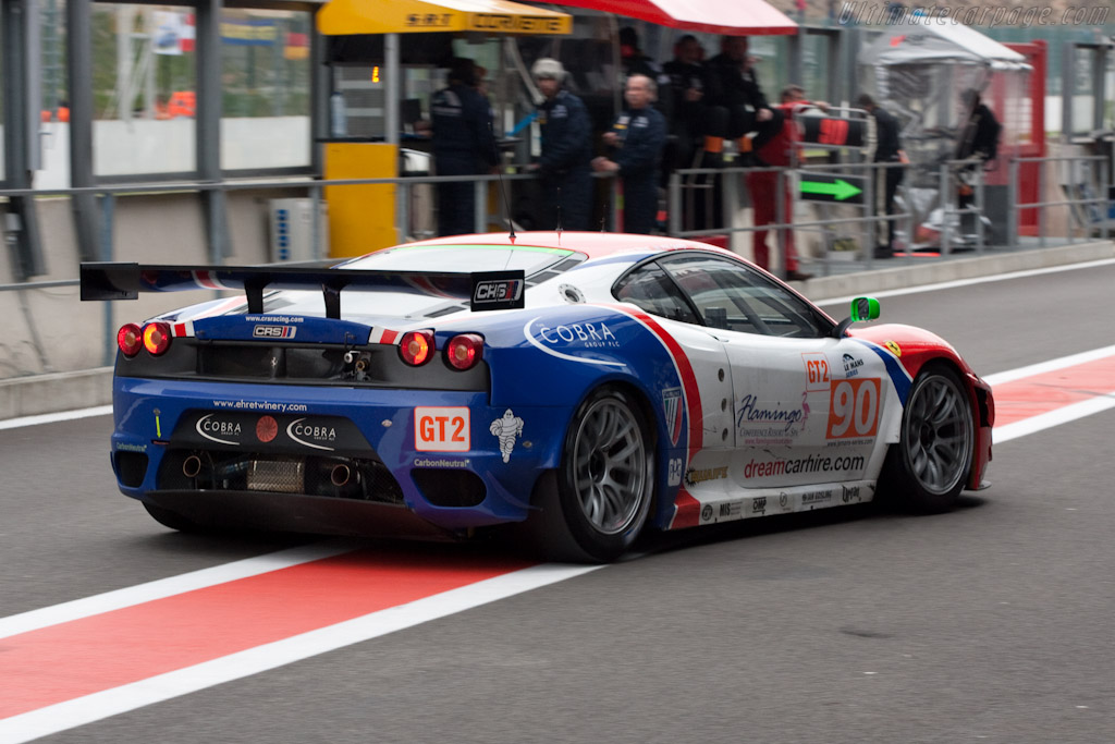 Ferrari F430 GTC - Chassis: 2612   - 2010 Le Mans Series Spa 1000 km