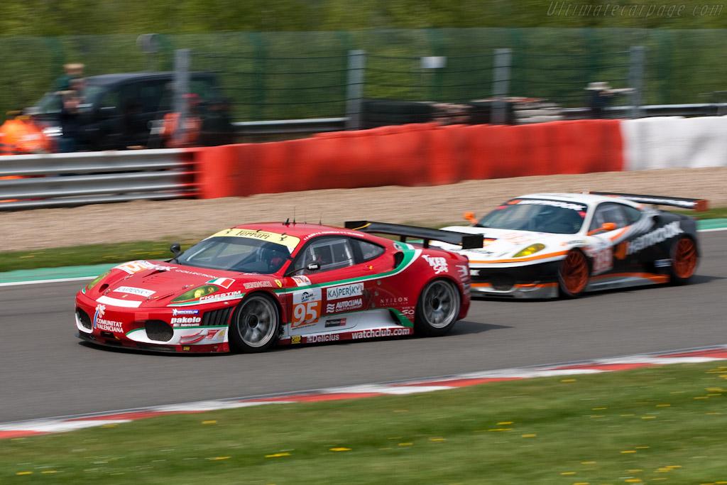 Ferrari F430 GTC - Chassis: 2464b   - 2010 Le Mans Series Spa 1000 km