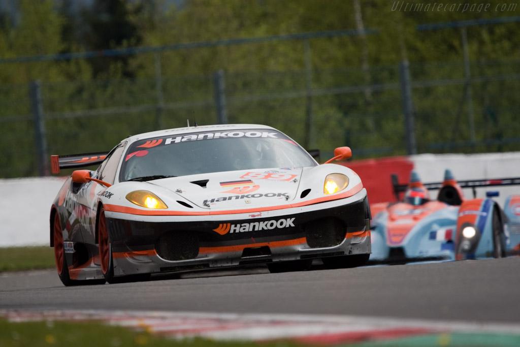 Ferrari F430 GTC - Chassis: 2630   - 2010 Le Mans Series Spa 1000 km