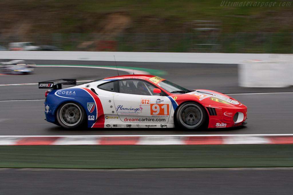 Ferrari F430 GTC - Chassis: 2618   - 2010 Le Mans Series Spa 1000 km
