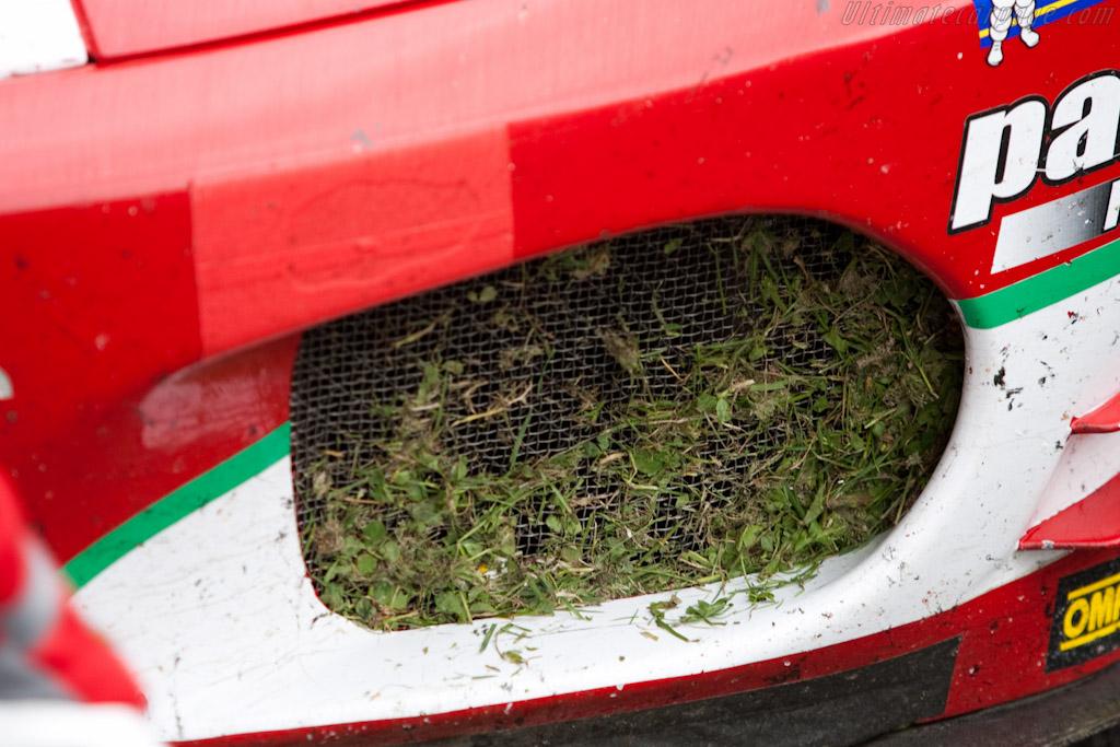 Ferrari lawn-mower - Chassis: 2464b   - 2010 Le Mans Series Spa 1000 km