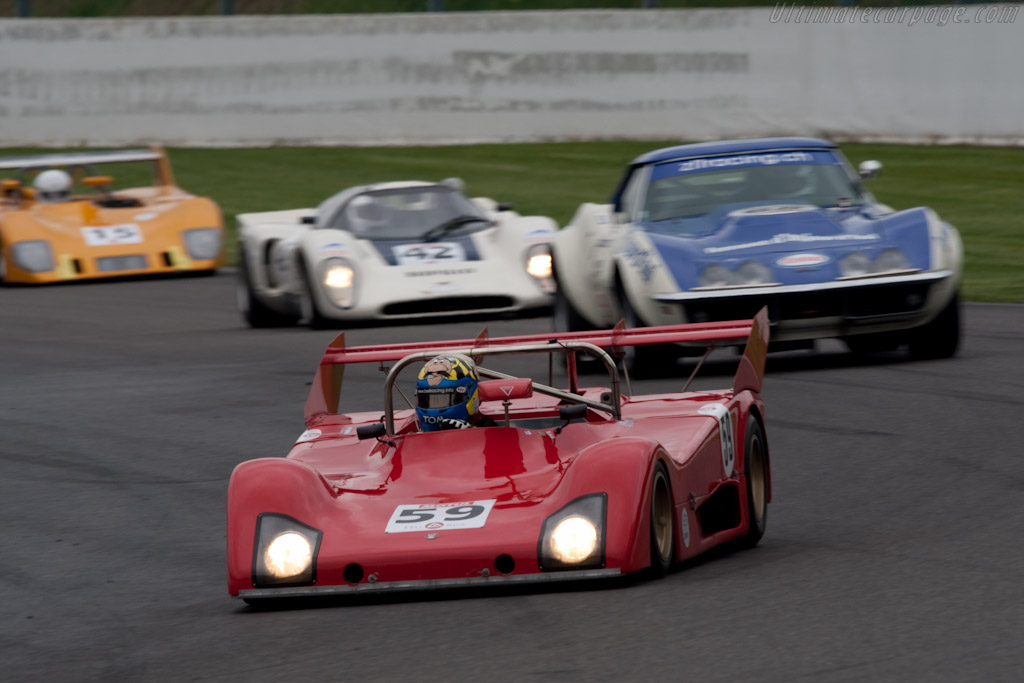 GRD S73 - Chassis: S73-073   - 2010 Le Mans Series Spa 1000 km
