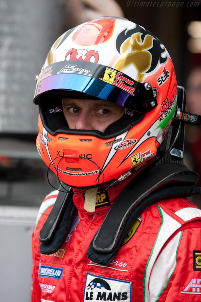 Gianmaria Bruni    - 2010 Le Mans Series Spa 1000 km