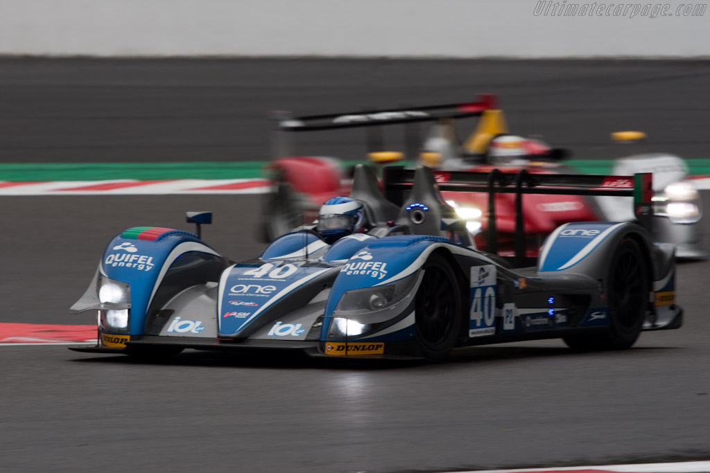 Ginetta-Zytek 09S - Chassis: 09S-05   - 2010 Le Mans Series Spa 1000 km