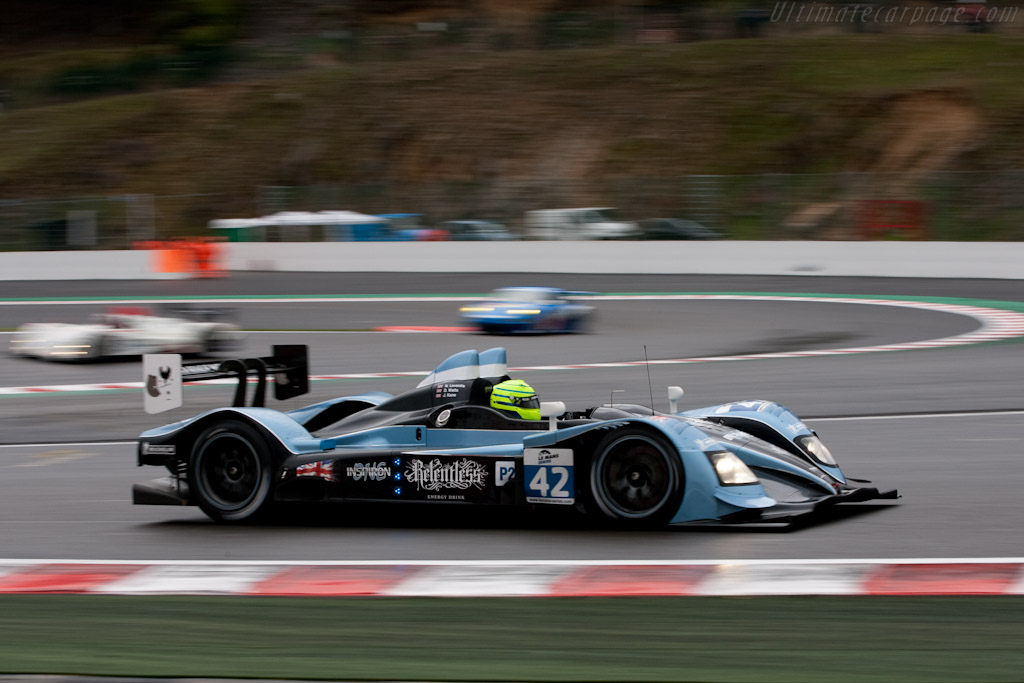 HPD ARX-01c - Chassis: LC70-9   - 2010 Le Mans Series Spa 1000 km