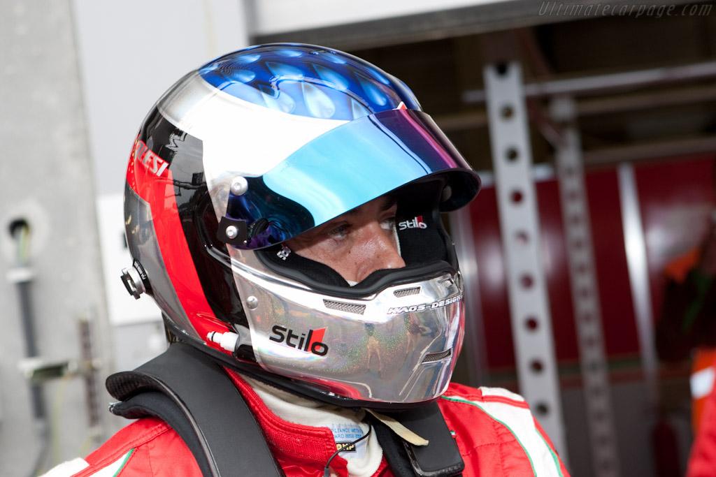 Jean Alesi    - 2010 Le Mans Series Spa 1000 km
