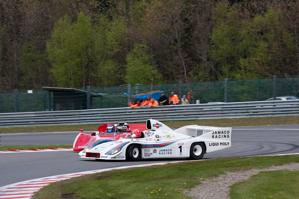 Jean-Marc Luco spins out - Chassis: 936-004   - 2010 Le Mans Series Spa 1000 km