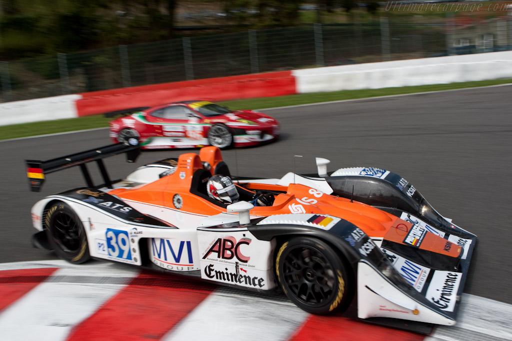 Lola B05/40 Judd - Chassis: B0540-HU07   - 2010 Le Mans Series Spa 1000 km